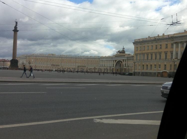 Санкт Петербург. Сентябрь 2015