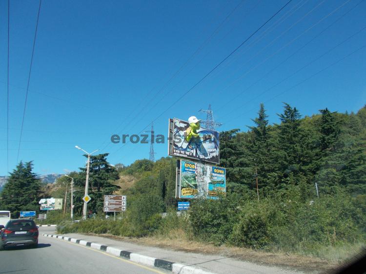 Крым август 2016