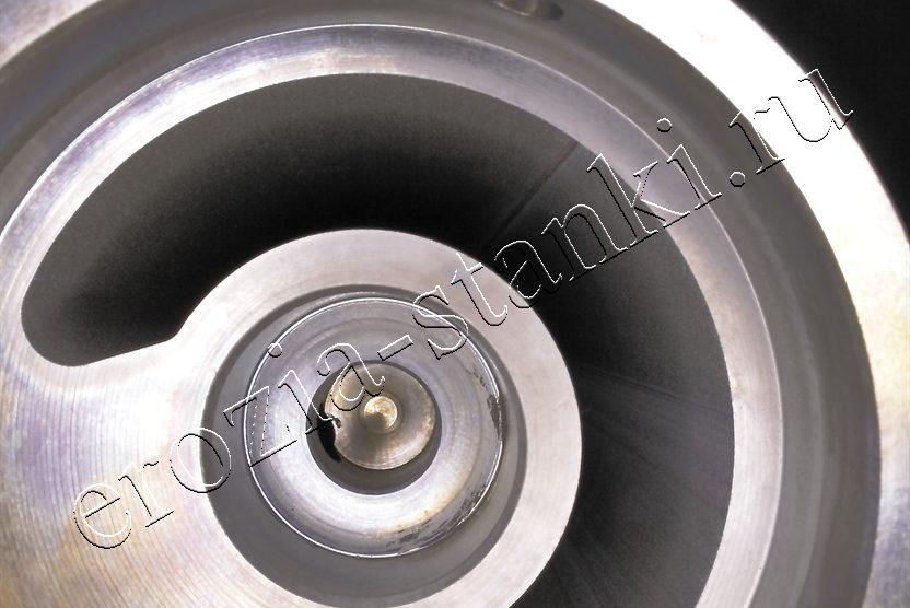 Фасонное конусное отверстие 400 мм. Сталь ASTM-F564-type-630