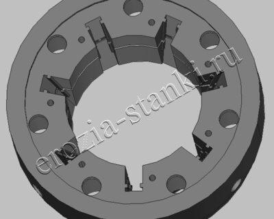 Конусные пазы сталь 38ХН3МФА2