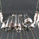 Высокоточный прожиг тонкостенных изделий. Monel 550.