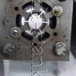 Пакетная резка листов статора. РБ
