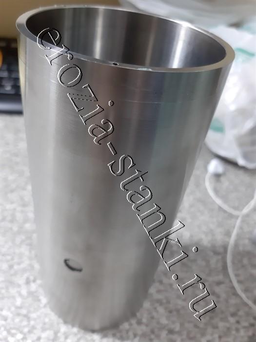 Прожиг отверстия ф1,4 мм длина 165 мм в тонкостенной детали из нержавеющей стали.