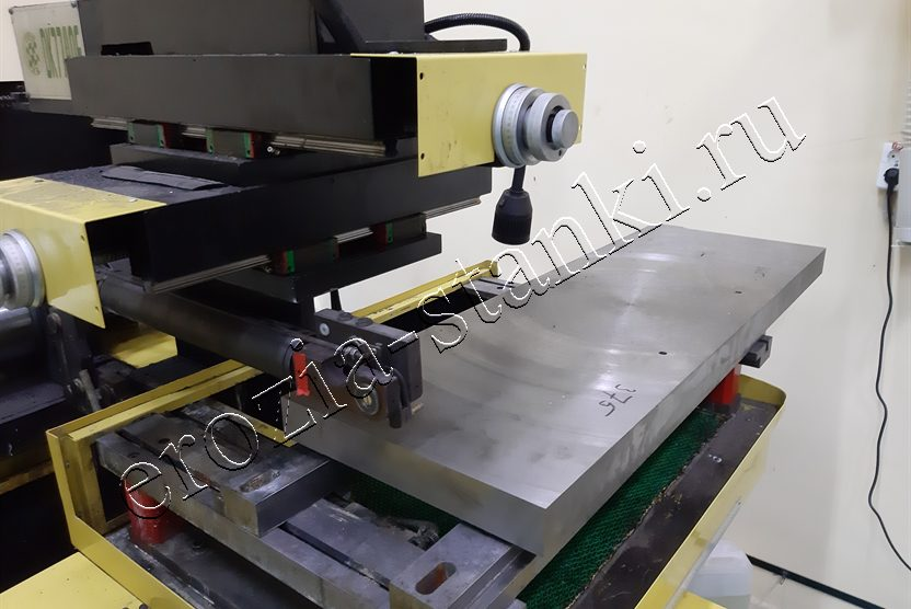 Заготовка для штампа. Сталь 5ХНМ