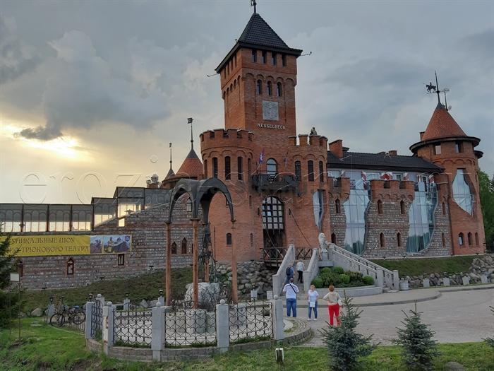 Калининград, ноябрь 2018г.. Центр эрозионных технологий им. Лазаренко