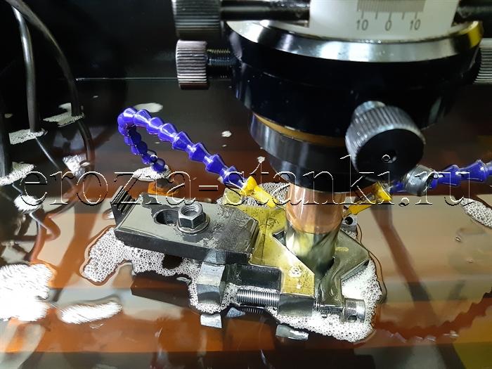 Описание технологии электроэрозионной обработки