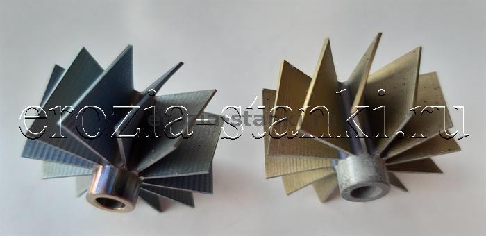 Крыльчатка титановая
