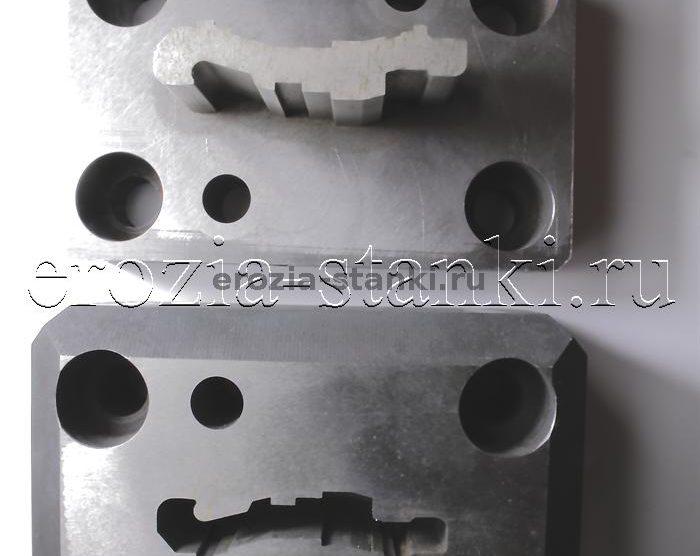 Штамп для вырубки меди 1,5 мм. Х12МФ