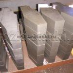 Нержавеющая сталь, резка из листа 15мм