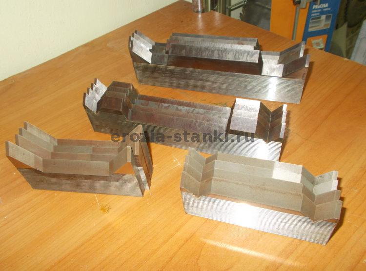 Ножи для профилирования бруса и вагонки