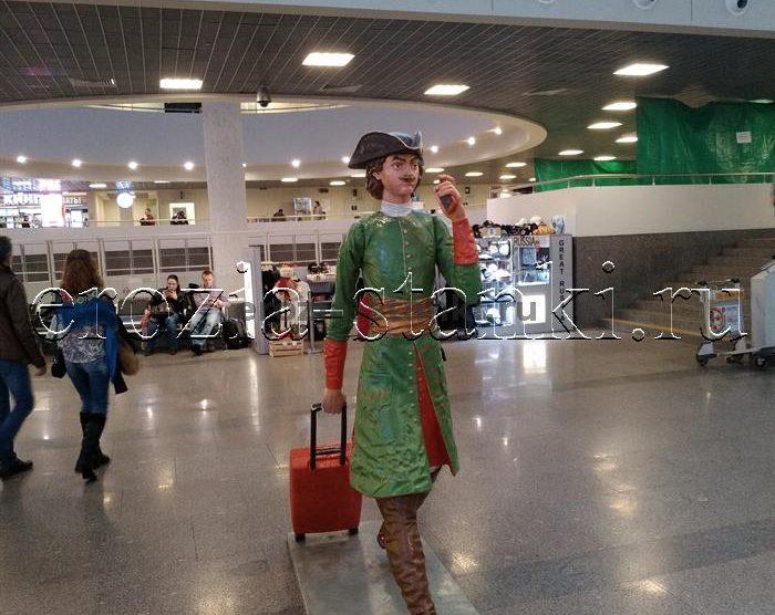 Питер аэропорт 2018