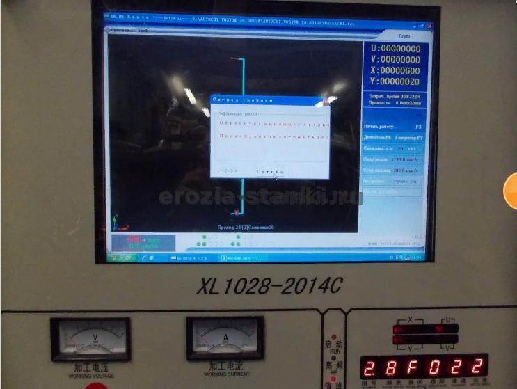 Многопроходная электроэрозионная резка и ее влияние на шероховатость и время обработки в сравнении с однопроходной