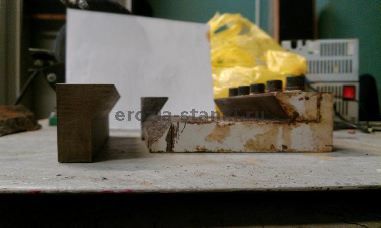 Ремонт направляющей ласточкин хвост