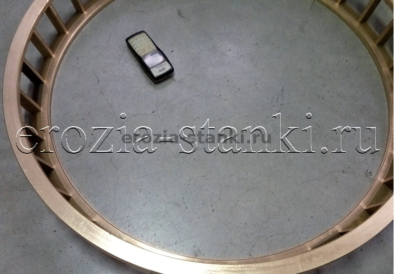Сепаратор подшипника, диаметр 640мм